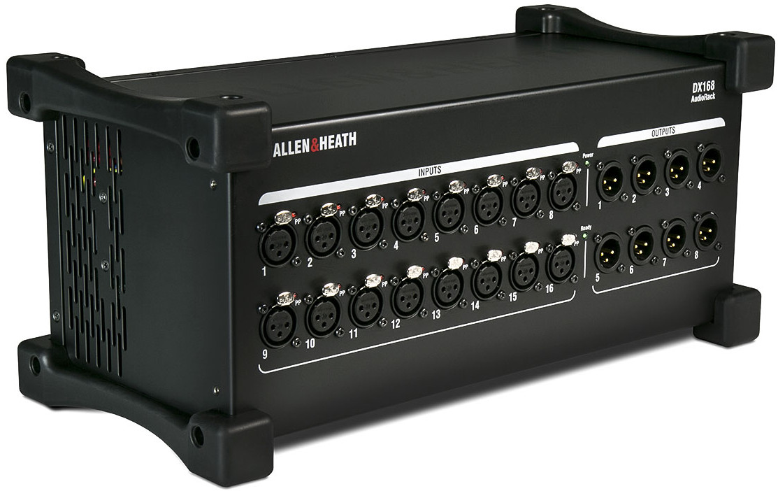 Allen & Heath DX168-01