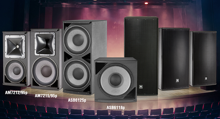 JBL AE Powered Series
