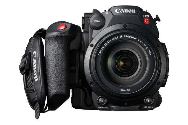Canon EOS C200 Front